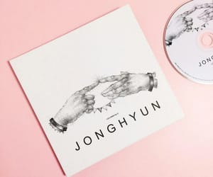 Jonghyun, SHINee, and album image