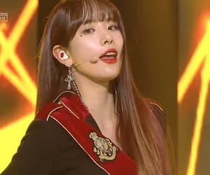 dreams come true, kim hyunjung, and cosmic girls image