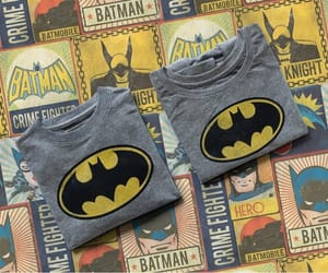 batman, Gotham, and outfit image