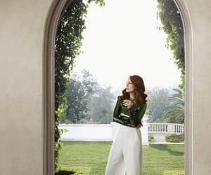 girl, julianne moore, and pretty image