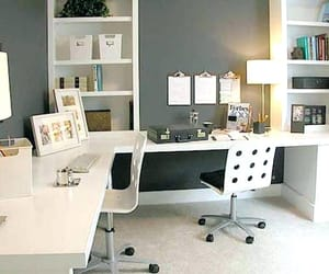 home office and modern image