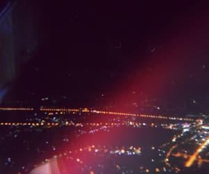 air, night, and sky image