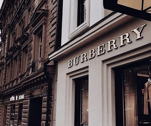 Burberry and architecture image