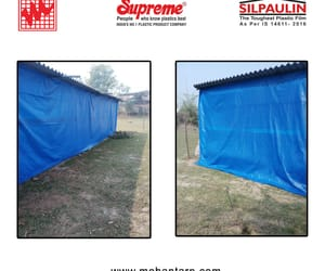 poultry curtains supplier and silpaulin poultry curtain image