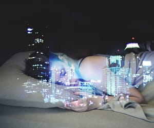 aesthetic, hologram, and photography image