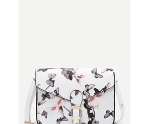 bags, crossbody, and fashion image