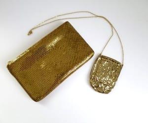 etsy, vintage accessories, and vintage handbag image