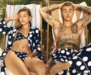 justin bieber, jailey, and hailey baldwins image