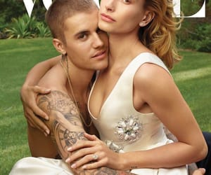 vogue, justin bieber, and jailey image