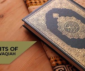 hajj umrah packages us, surah al-waqiah, and benefits of surah waqiah image