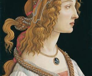 botticelli, sandro botticelli, and nymph image