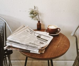 coffee, indie, and vintage image