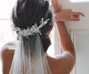 dresses, wedding, and girls image
