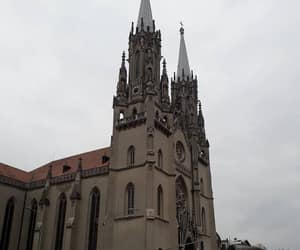 cathedral, church, and Serbia image