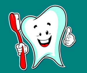 BAD BREATH, tooth decay, and swollen gums image