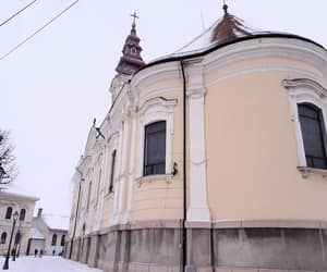 architecture, church, and Serbia image