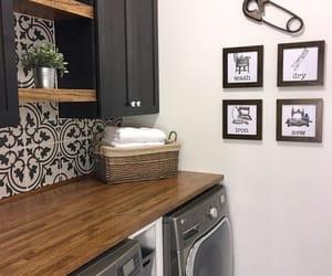 bathroom, bedroom, and decoration image