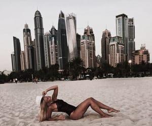 blonde, body, and Dubai image