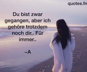 quotes, sprüche, and gedanken image