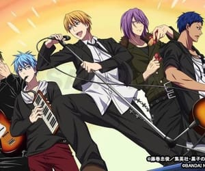 anime, kuroko no basket, and aomine daiki image