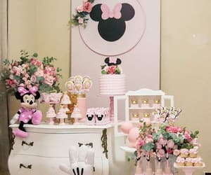 art, minnie, and decor image