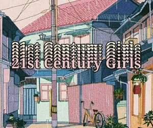 aesthetic, pink, and v image