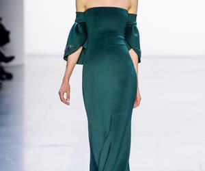 badgley mischka, fashion, and runway image
