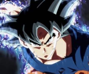 anime, saiyan, and dragonball super image