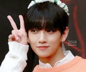 Seventeen, joshua hong, and vocal unit image