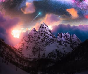 landscape, modernvision, and mountains image