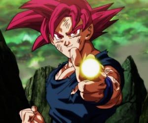 anime, dragonball, and screenshot image