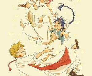 aladdin, fanart, and anime image