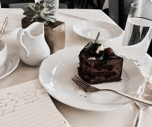 breakfast, cake, and indie image
