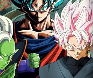 Action, anime, and dragonball image