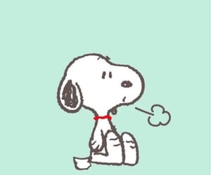 snoopy, wallpaper, and white image