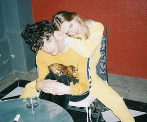 couple, the 1975, and matty healy image
