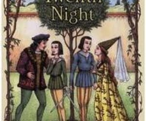 college, night, and renaissance image