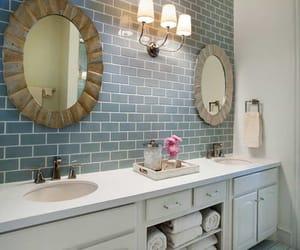 bathroom, bathroom design ideas, and inspiring interiors image