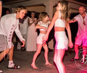 family, wedding, and bieber image