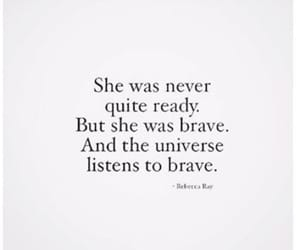 brave, girl, and inspiring image