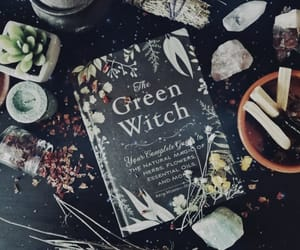 aesthetic, book, and magic image