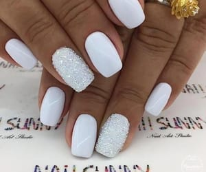 like, nails, and white image