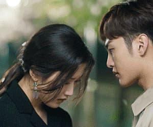 drama, korea, and tempted image