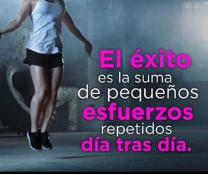 exito, esfuerzo, and motivacion image
