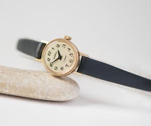 vintage valentine, montre femme, and minimalist watch her image