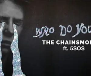 Lyrics, 5 seconds of summer, and the chainsmokers image