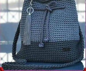 bolso, crochet, and diy image
