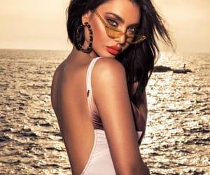 arabs, arab beauty, and singer amar image