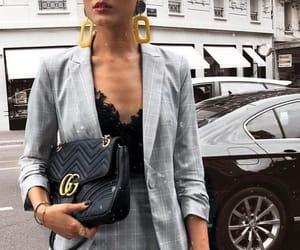 girl, fashion, and gucci image