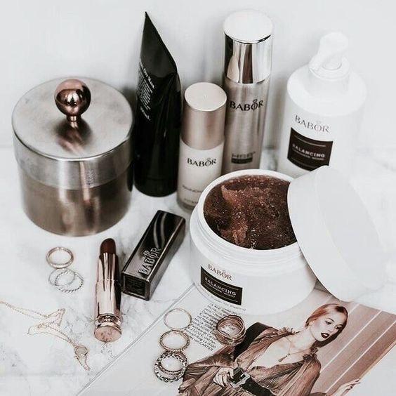 beauty, makeup, and skincare image